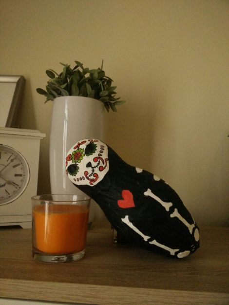 Piñatas dulceros Hallowen