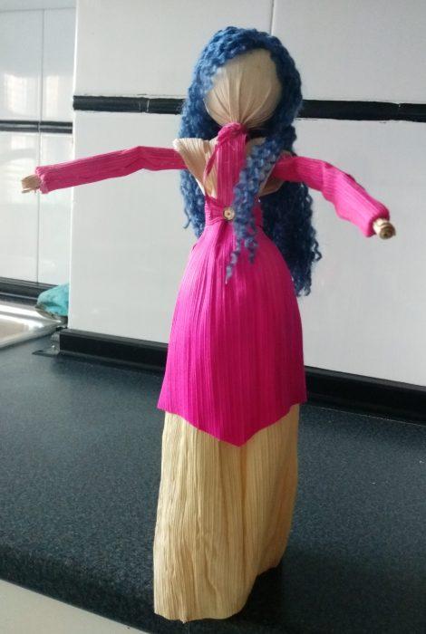 muñeca de maiz