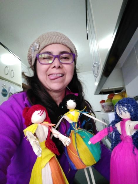 imagen de muñecas de maiz